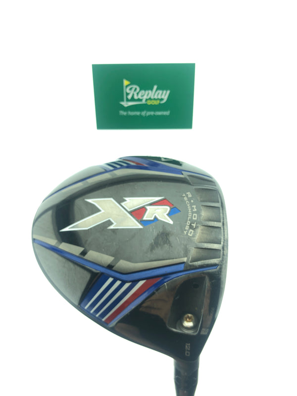 Callaway XR Driver / 12.0 Degrees / Project X 4.5  A-Flex