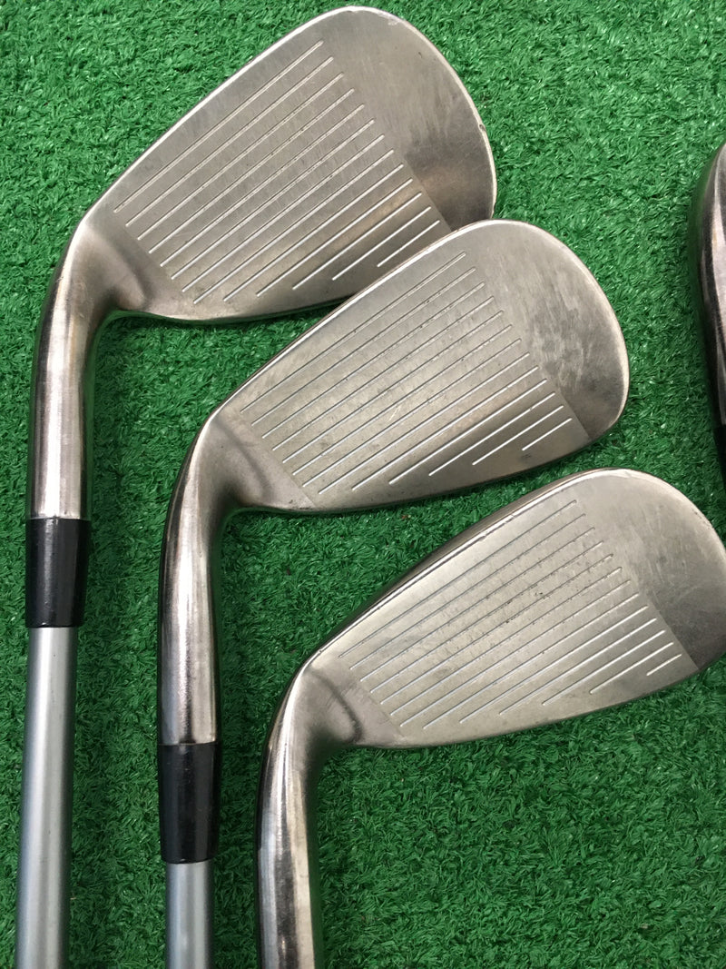 Mizuno JPX EZ Iron Set / 5 - PW / Mizuno Orochi 70 Regular Flex - Replay Golf