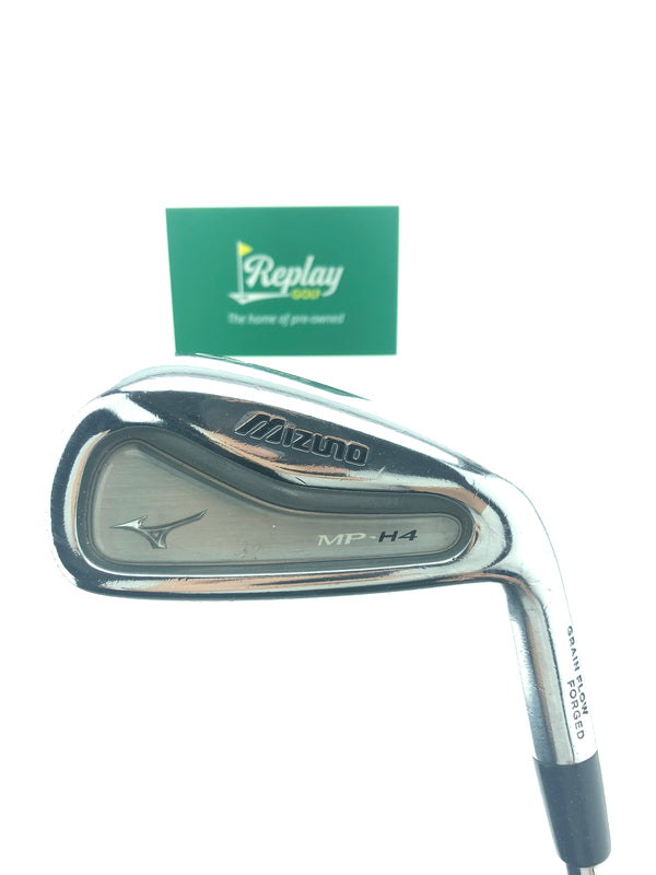 Mizuno MP-H4 3 Iron / 21.0 Degrees / Project X 6.5 X-Stiff Flex - Replay Golf