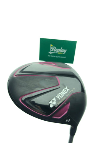 Yonex Ladies Ezone Elite 2 Driver / 14 Degree / Yonex L50 Ladies Flex - Replay Golf
