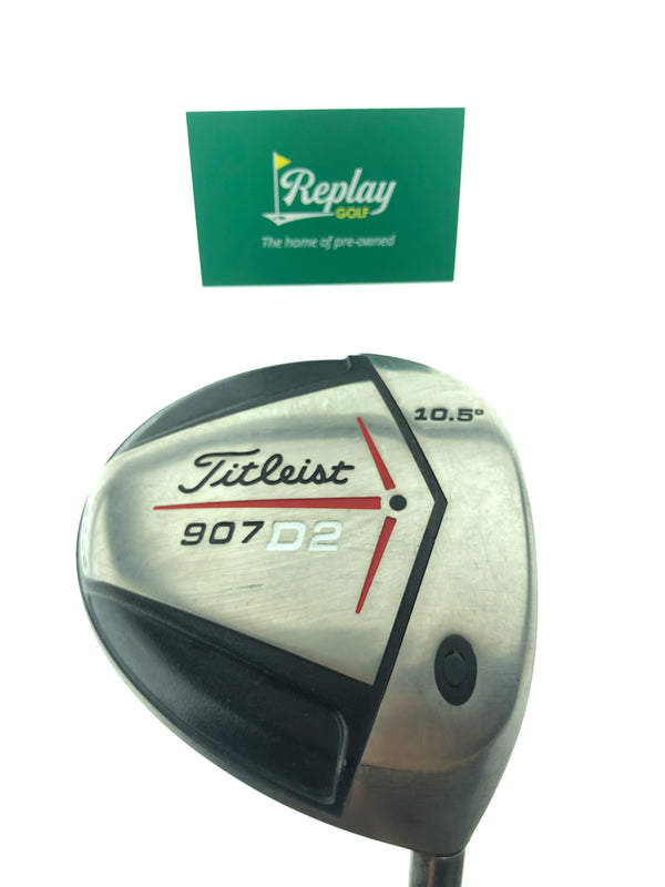 Titleist 907 D2 Driver / 10.5 Degrees / Diamana 65 Stiff Flex