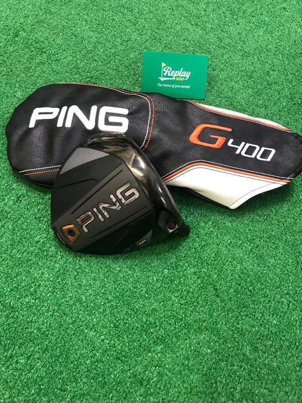 Ping G400 MAX Driver Head / 9.0 Degrees / HEAD ONLY