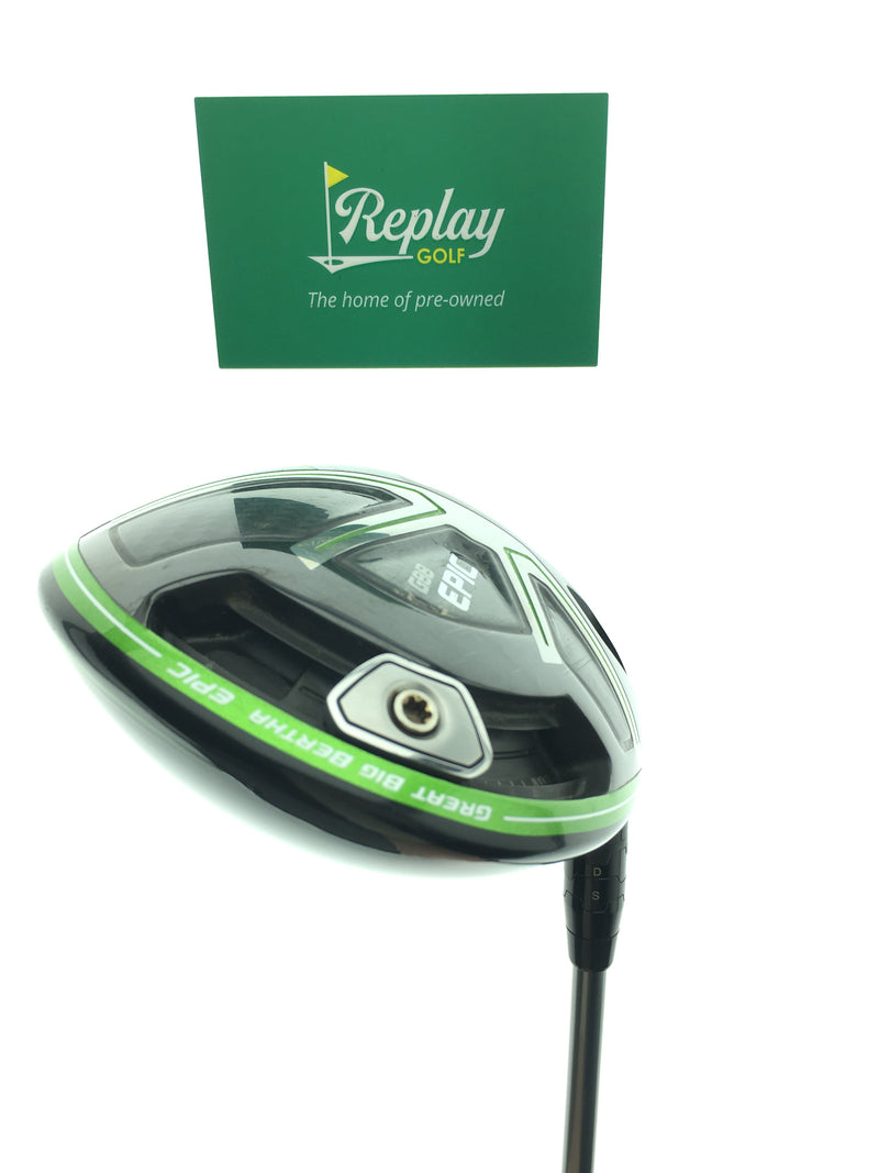 Callaway GBB Epic Driver / 9.0 Degrees / Project X T800 Stiff Flex - Replay Golf