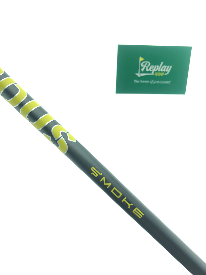 Project X Hzrdus Smoke Yellow Driver Shaft / X-Stiff Flex / Cobra Adapter