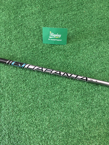 Aldila Quaranta Ladies 40 W Driver Shaft / Ladies W-Flex / Callaway Adapter - Replay Golf