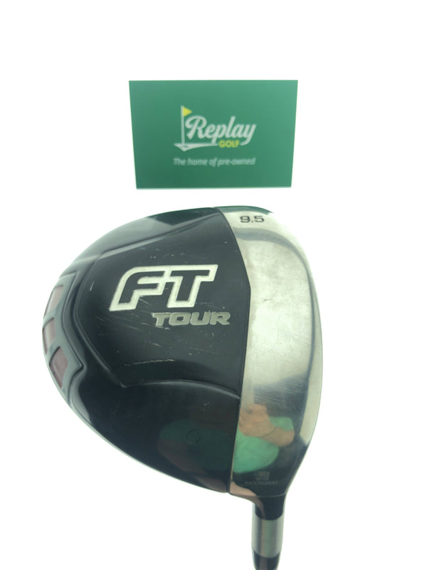 Callaway FT Tour Driver / 9.5 Degrees / Aldila Voodoo Stiff Flex - Replay Golf