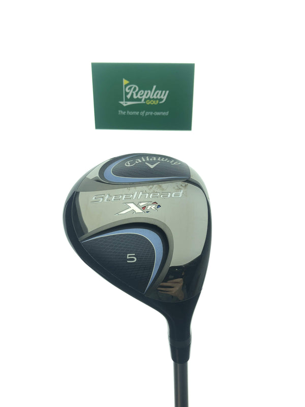 Callaway Steelhead XR 5 Wood / 18 Degrees / Tensei CK Series 45 Ladies Flex - Replay Golf