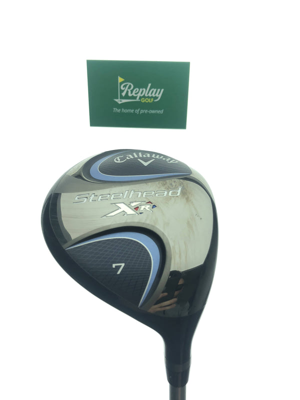 Callaway Steelhead XR 7 Wood / 21 Degrees / Tensei CK Series 45 Ladies Flex - Replay Golf