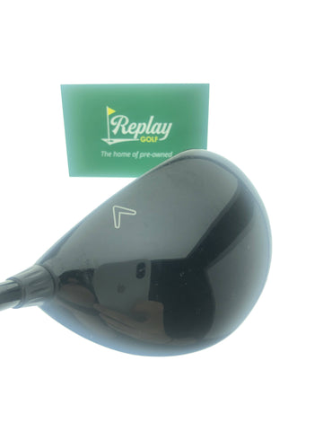Callaway X 3 Fairway Wood / 15 Degrees / Callaway Fujikura 65g Stiff Flex - Replay Golf