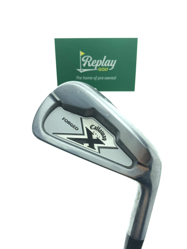 Callaway 2009 X Forged 6 Iron / 31 Degrees / Project X Flighted 6.0 Stiff Flex - Replay Golf