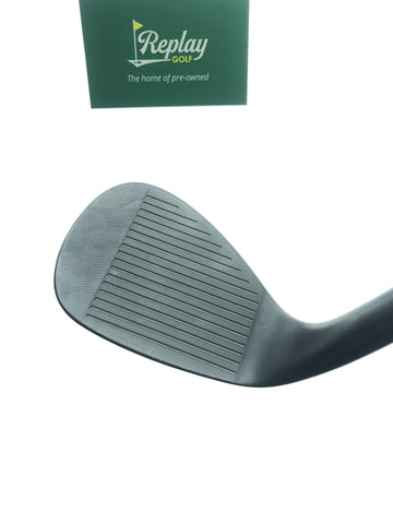 Cleveland RTX 4 Black Satin Lob Wedge / 58 Degree / DG Tour Issue S400Stiff Flex - Replay Golf