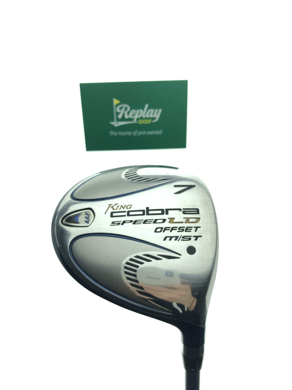 Cobra Ladies Speed LD M Offset 7 Fairway Wood / Ladies Flex - Replay Golf