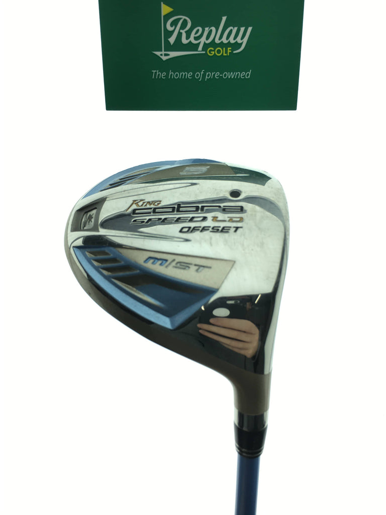 Cobra Speed LD M Offset 5 Fairway / 21 Degrees / Aldila VS Proto-HL 47 Ladies Flex - Replay Golf