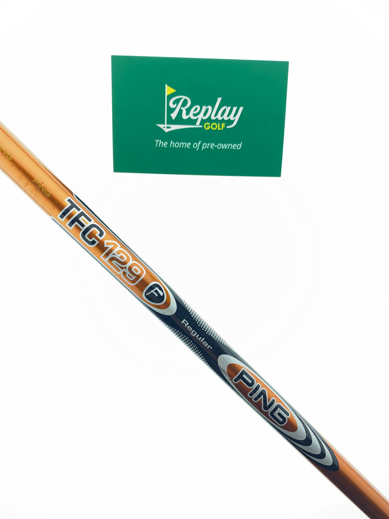 Ping G10 3 Fairway Wood / 15.5 Degrees / Ping TFC 129 F Regular Flex - Replay Golf