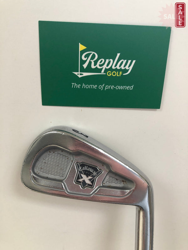 TOUR ISSUE Callaway 2009 X Forged 3 Iron / 20.0 Degrees / Stiff Flex