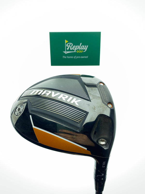 Callaway Mavrik Driver / 10.5 Degrees / Ladies Flex - Replay Golf