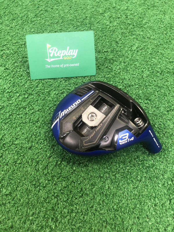 Mizuno GT 180 TS #3 Fairway Wood Head Only / 14 Degrees - Replay Golf