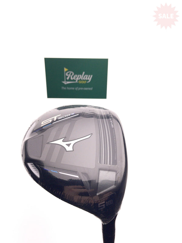 NEW Mizuno Ladies ST 200 X 5 Wood / 18 Degree / Basara E42 Ladies Flex - Replay Golf