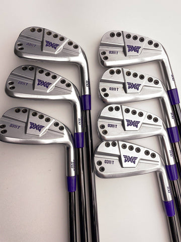 PXG Gen 3 0311 T Irons / 4-PW / KBS Black $ Taper 130 X Flex - Replay Golf