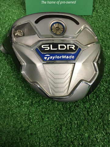 TaylorMade SLDR 3 Fairway Wood / 15.0 Degrees / Head Only / LEFT HANDED - Replay Golf