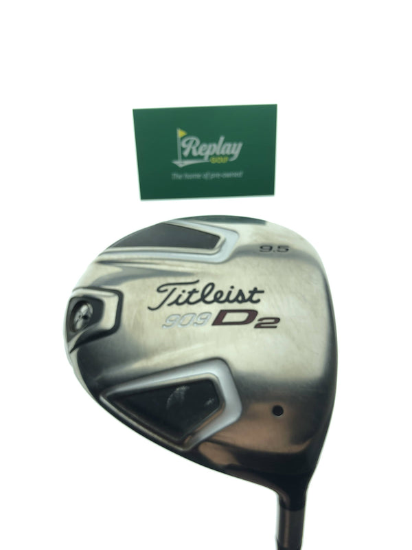 Titleist 909 D2 Driver / 9.5 Degrees / Diamana  Stiff Flex - Replay Golf