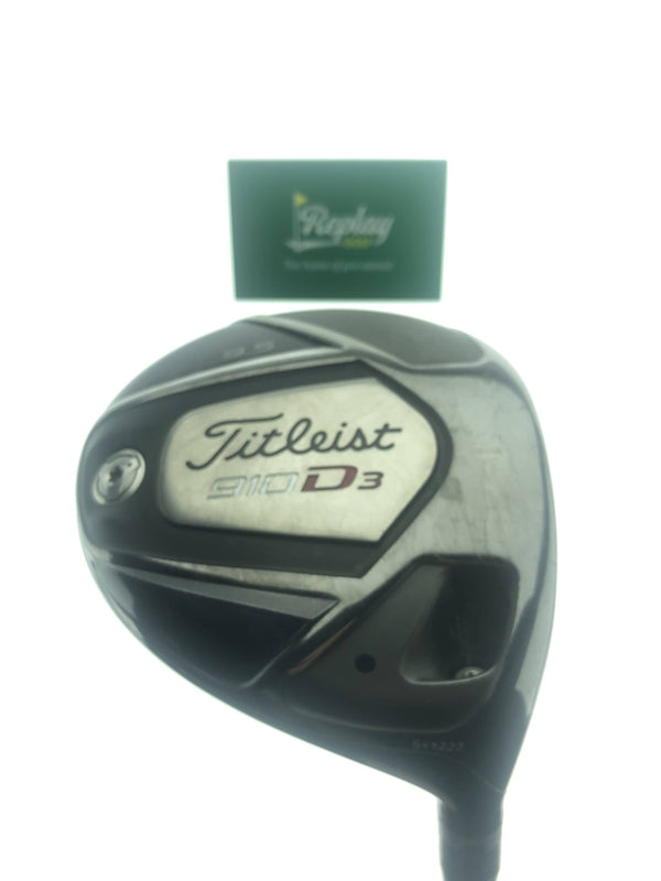 Titleist 910 D3 Driver / 10.5 Degrees / Aldila RIP 60 Stiff Flex - Replay Golf