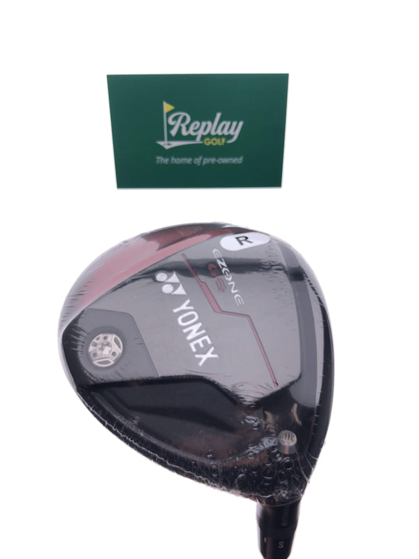 NEW Yonex Ezone GS 3 Fairway Wood / 15 Degrees / Yonex EX-330 Regular Flex - Replay Golf
