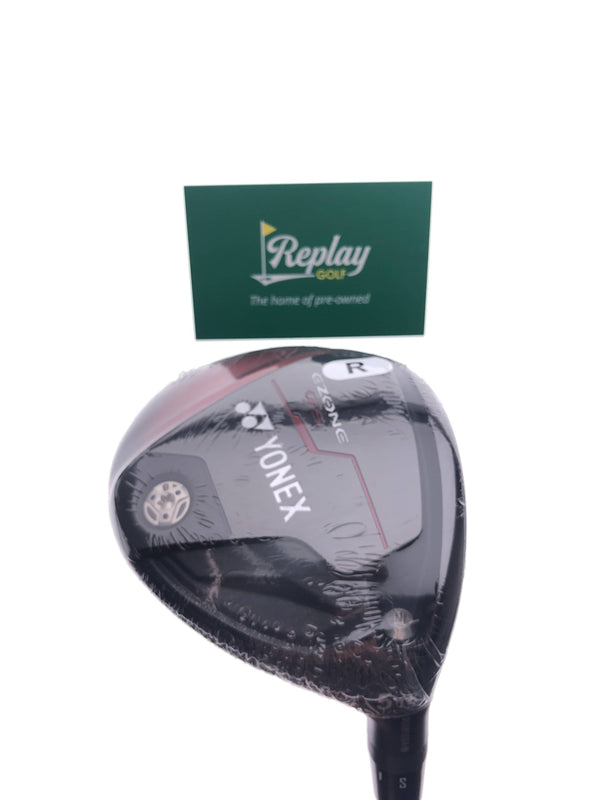 NEW Yonex Ezone GS 5 Fairway Wood / 18 Degrees / Yonex EX-330 Regular Flex - Replay Golf