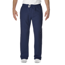 Load image into Gallery viewer, Pants - 12300  OPEN BOTTOM SWEATPANTS WITH POCKETS