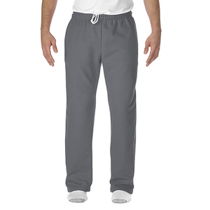 Pants - 12300  OPEN BOTTOM SWEATPANTS WITH POCKETS