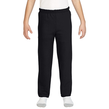 Load image into Gallery viewer, Pants - 18200B  HEAVY BLEND YOUTH SWEATPANTS