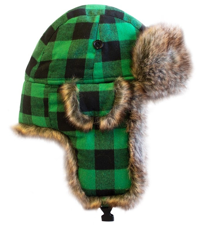 Headwear -Fur Trapper Hat 828