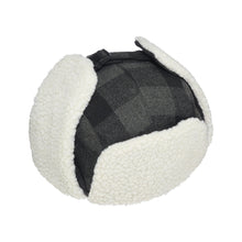 Load image into Gallery viewer, Headwear - Polyester / Wool with Berber Fleece Earflaps IV010