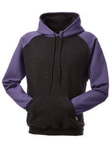 HOODIES Adult Retro Hooded Pullover KR4041