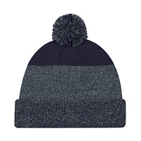 Load image into Gallery viewer, Headwear TOQUES acrylic  - Cuff Toque (Pom Pom 8cm) 9T066M