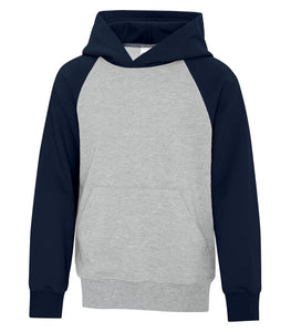 Hoodies - ATC™ EVERYDAY FLEECE TWO TONE YOUTH HOODIE. ATCY2550