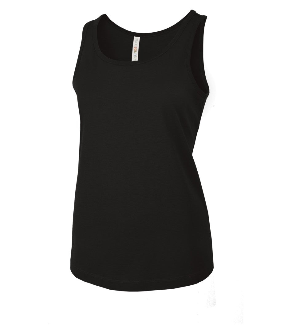 Tank Tops - ATC™ EUROSPUN® RING SPUN LADIES' TANK. ATC8004L