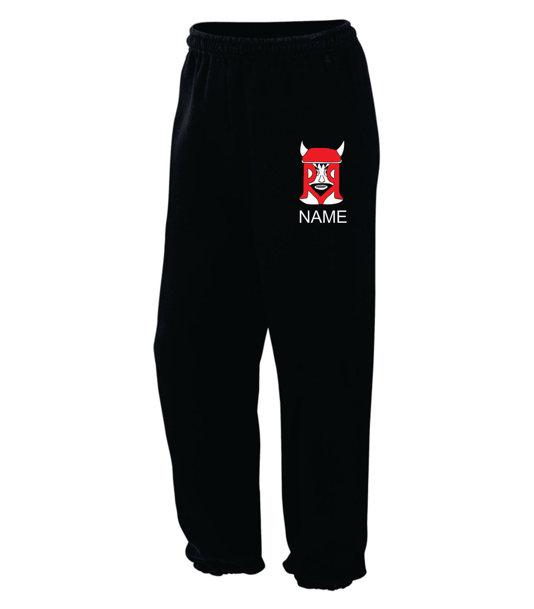 Youth Closed Bottom Sweatpants