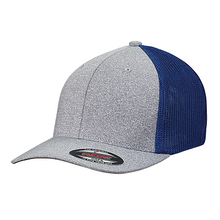 Load image into Gallery viewer, Headwear FF6311  MELANGE TRUCKER MESH