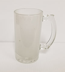 Frosted Beer Steins