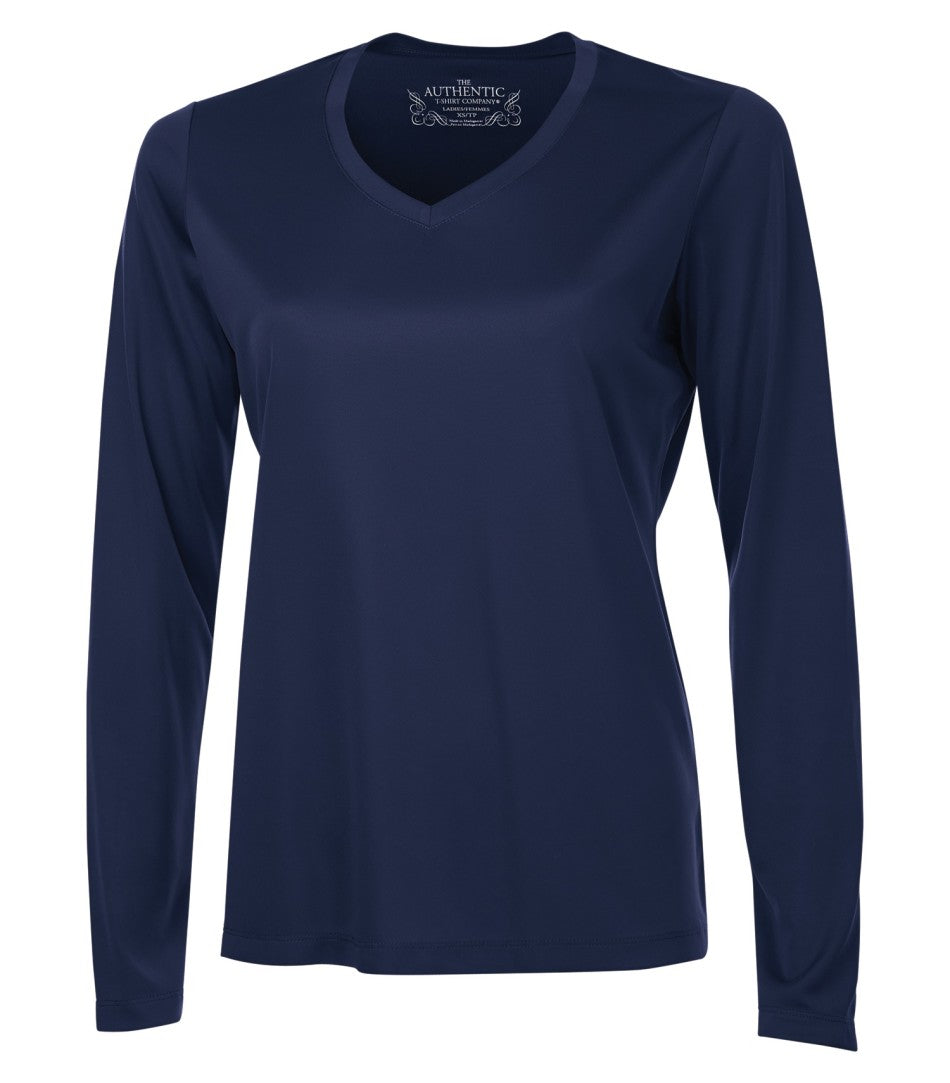ATC™ ATC™ PRO TEAM LONG SLEEVE V-NECK LADIES' TEE. L3520LS