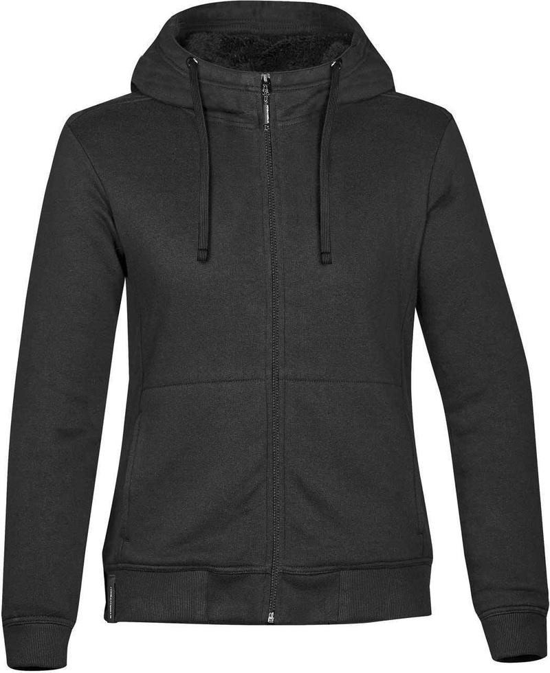 Hoodies - Women's Yeti Shearling Lined Hoody - LHX-1W