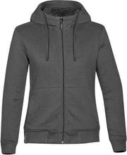 Load image into Gallery viewer, Hoodies - Women's Yeti Shearling Lined Hoody - LHX-1W
