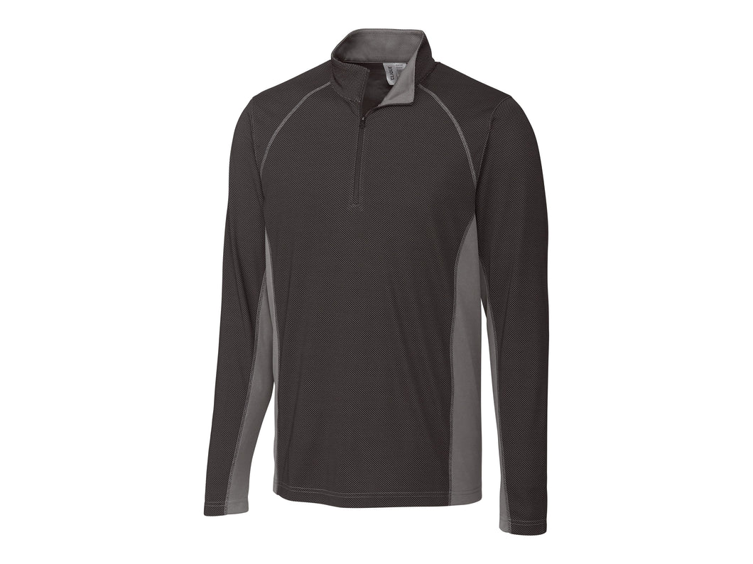 Jacket- Men's Ice Colorblock Half Zip MQK00100