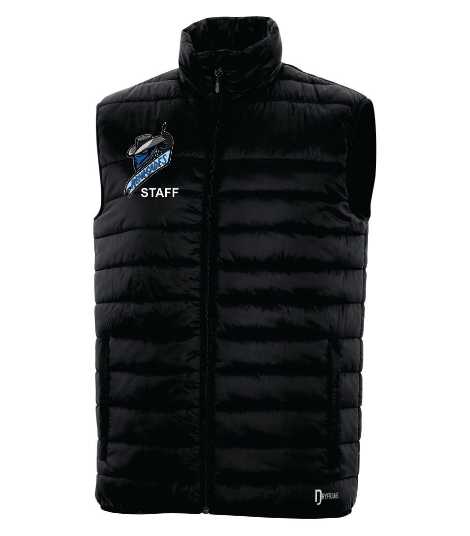 DRYFRAME® DRY TECH INSULATED VEST. DF7673 - Men's