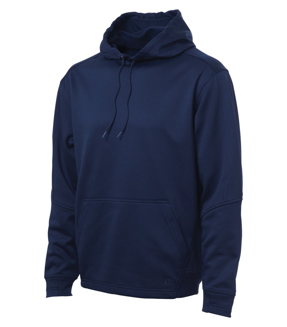 Navy ATC Polyester Hoodie - Adult