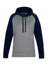 Load image into Gallery viewer, Hoodies - HYPE LADIES TWO TONE HOODIE  SW025L