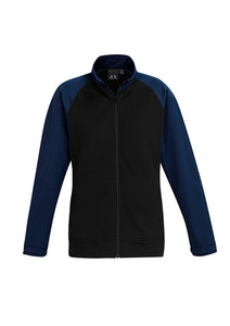 Jackets - HYPE LADIES TWO TONE JACKET  SW026L
