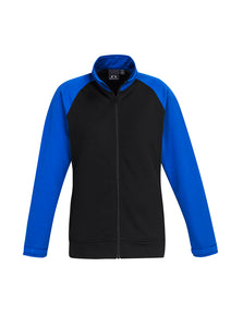 Jackets - HYPE MENS TWO TONE JACKET  SW026M