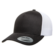 Load image into Gallery viewer, Headwear YU6506  FIVE PANEL RETRO TRUCKER